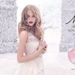 Nina Ricci new perfume ad campaign Frida Gustavsson