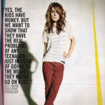 Nylon September 2008 TV Issue 90210 is back Shenae Grimes