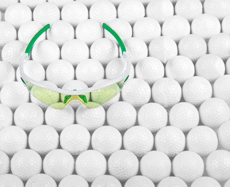 Oakley Staple golf sunglasses