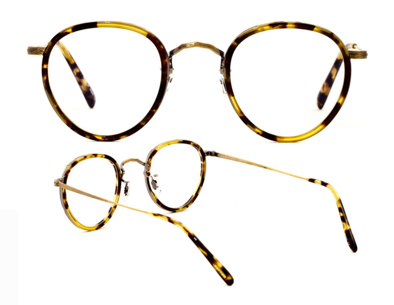 Oliver Peoples MP 2 RX frames