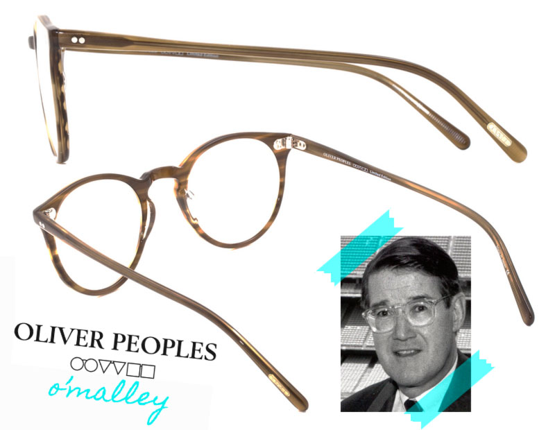 Oliver Peoples O Malley RX Frames