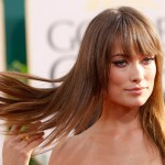 Olivia Wilde Marchesa dress Golden Globes 2011 1