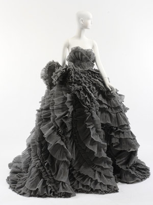Olivier Theyskens L'Air du Temps Nina Ricci Dress