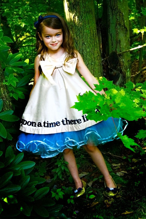 Once Upon a Time girls dress 2