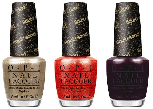 OPI Liquid Sand Bond Girls