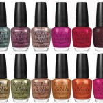 OPI Winter 2010 Burlesque Nail polish collection shades large