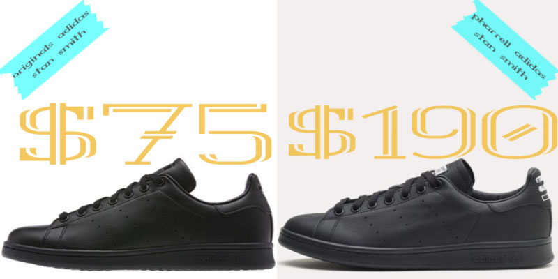 originals adidas stan smith vs pharrell stan smith