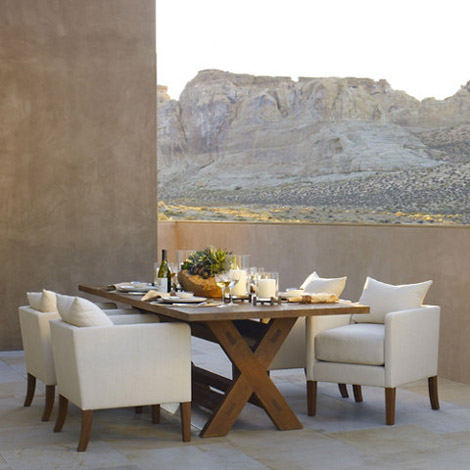 outdoor furniture Ralph Lauren home - Style Your Home: Ralph Lauren Home - StyleFrizz