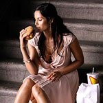 Padma Lakshmi Ad For Carl Jr
