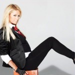 Paris Hilton Nylon magazine November 2008 pictures