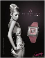 Paris Hilton Watches Pink