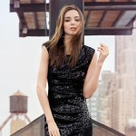 party must sequined lbd Mango Miranda