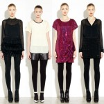 party outfits DKNY Resort 2013 collection
