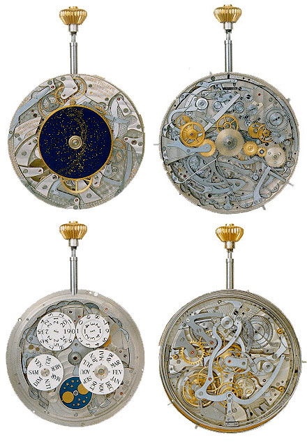 The World's Most Complicated Pocket Watch – Patek Philippe