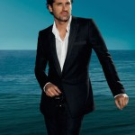 Patrick Dempsey Versace Spring Summer 09 ad