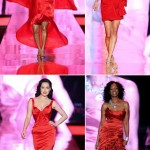 Patti LaBelle Giuliana Rancic Dita Von Teese Garcelle Beauvais Red Dresses