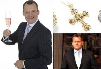 Paul Burrell Jewelry Line
