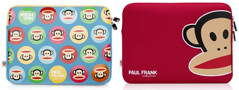 Paul Frank MacBook sleeves