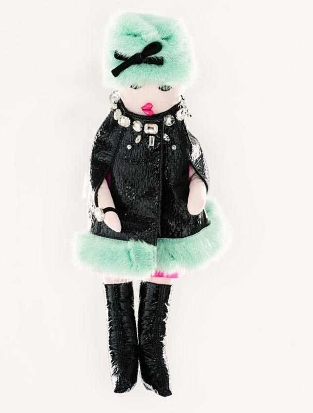 Paule Ka doll for Unicef