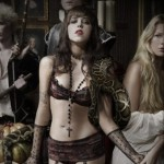 Peaches Geldof for Agent Provocateur Season of the Witch Ad Campaign