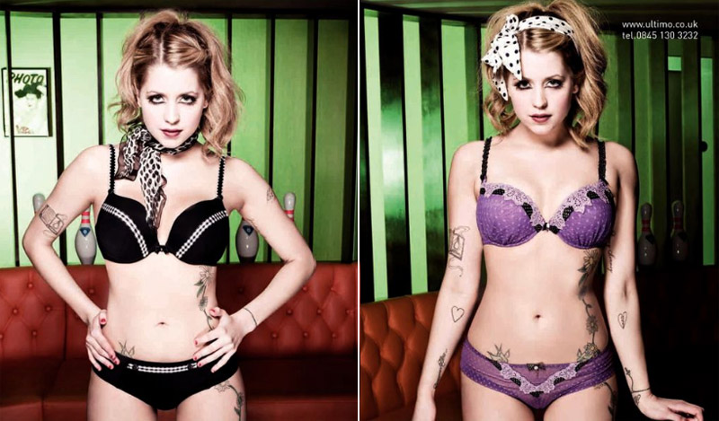 Peaches Geldof Miss Ultimo 3