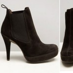 Pedro Garcia charlot brown suede booties