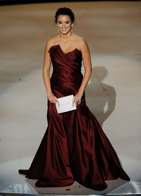 Penelope Cruz Donna Karan Dress 2010 Oscars