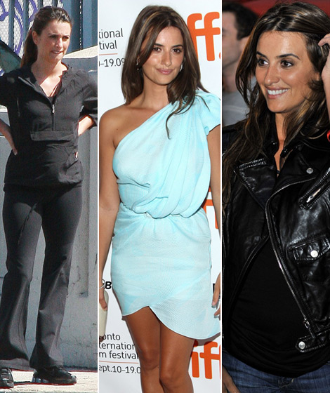 Penelope Cruz pregnant or not