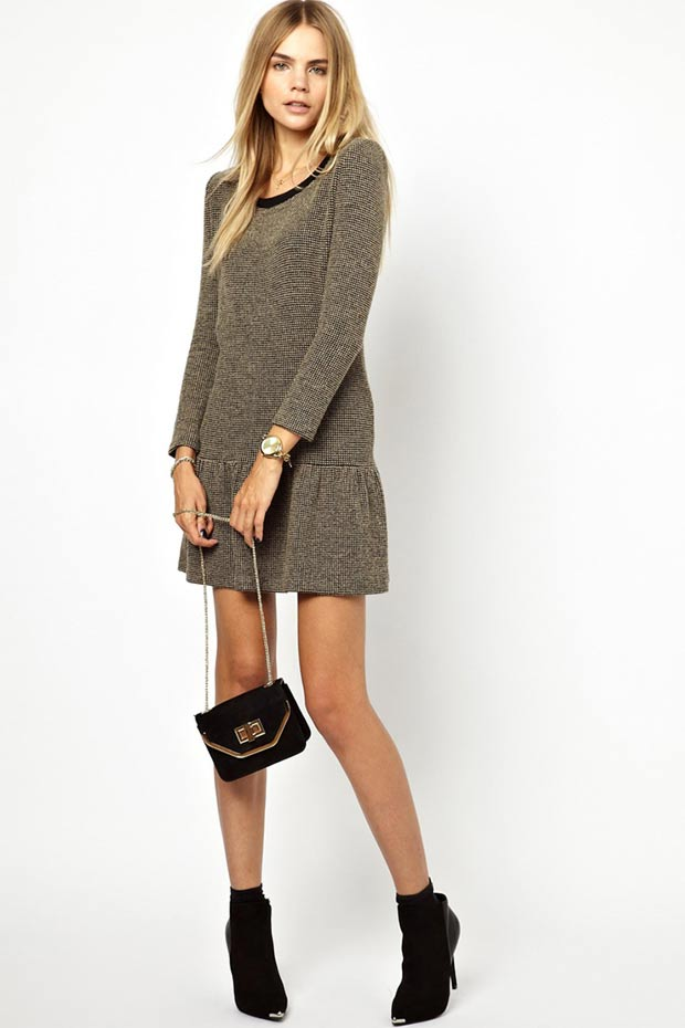 perfect knit dress