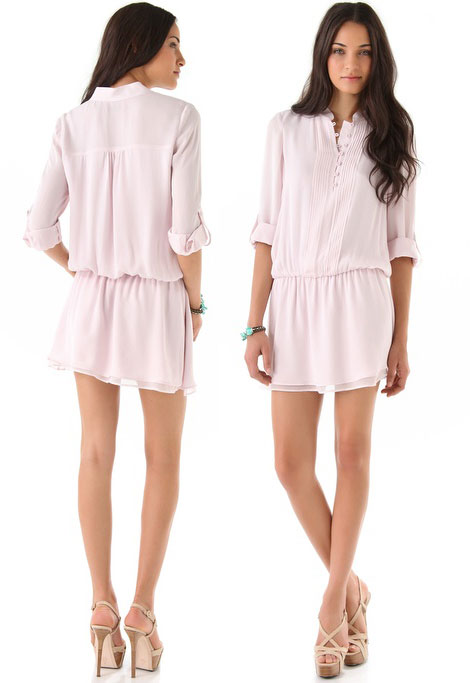 Favorite Summer Dresses: Shirt Dress By Alice + Olivia