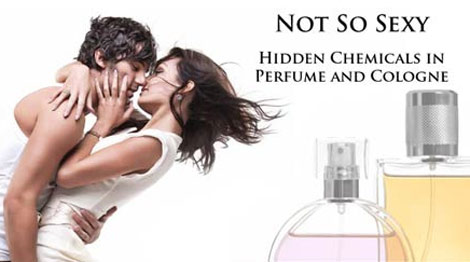 Perfumes chemicals study
