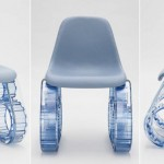 Pharrell Tank Chair Blue 1