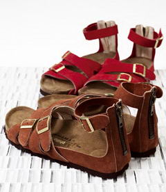 Phillip Lim and Tatami Sandals