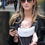 photo of Lily Aldridge s baby girl Dixie