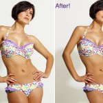 Photoshop Before After Debenhams