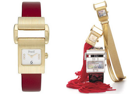 It's Piaget Time for Fashion