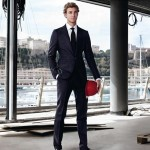 Pierre Casiraghi Berluti Paris ad campaign 2013