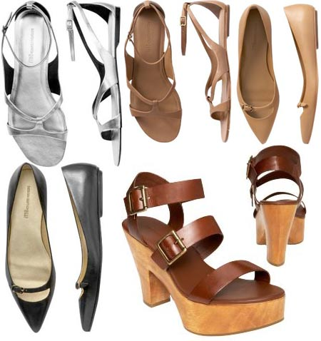 Pierre Hardy Shoes for Gap 2008