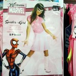 Pink Marvel Spider Girl costume