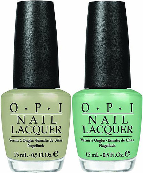 Pirates of the Caribbean OPI Nail Polish collection