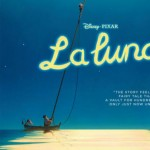 Pixar La Luna short animation movie poster