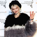 Pixie Geldof's Furrrry Disaster At ICA