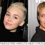 pixie haircut inspiration Miley Cyrus Robin Wright