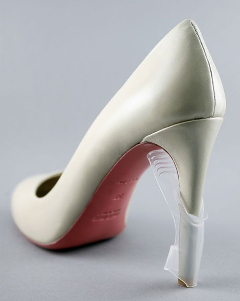 Stiletto Protector. Would You?