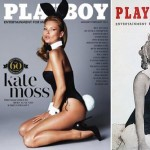 Playboy magazine 60th anniversary issue cover first cover