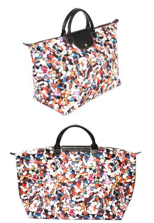 Longchamp Jeremy Scott Pills