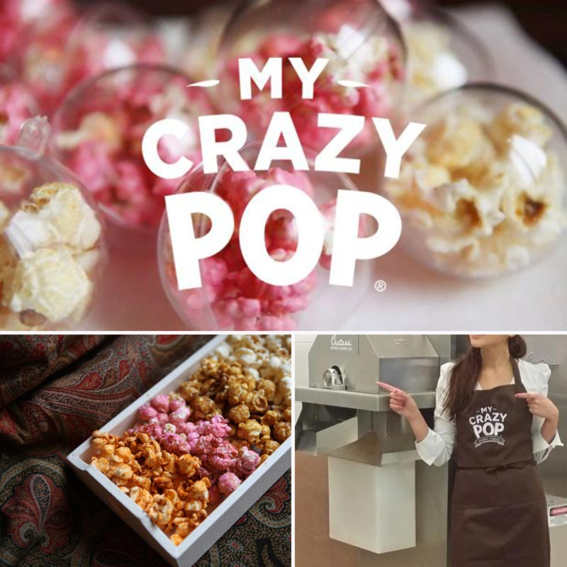 popcorn boutique Paris