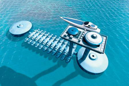 Poseidon Underwater Resort Fiji - Technical