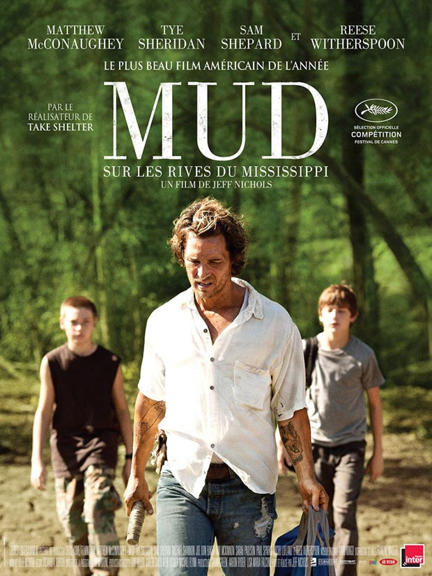 poster Mud movie Matthew McConaughey