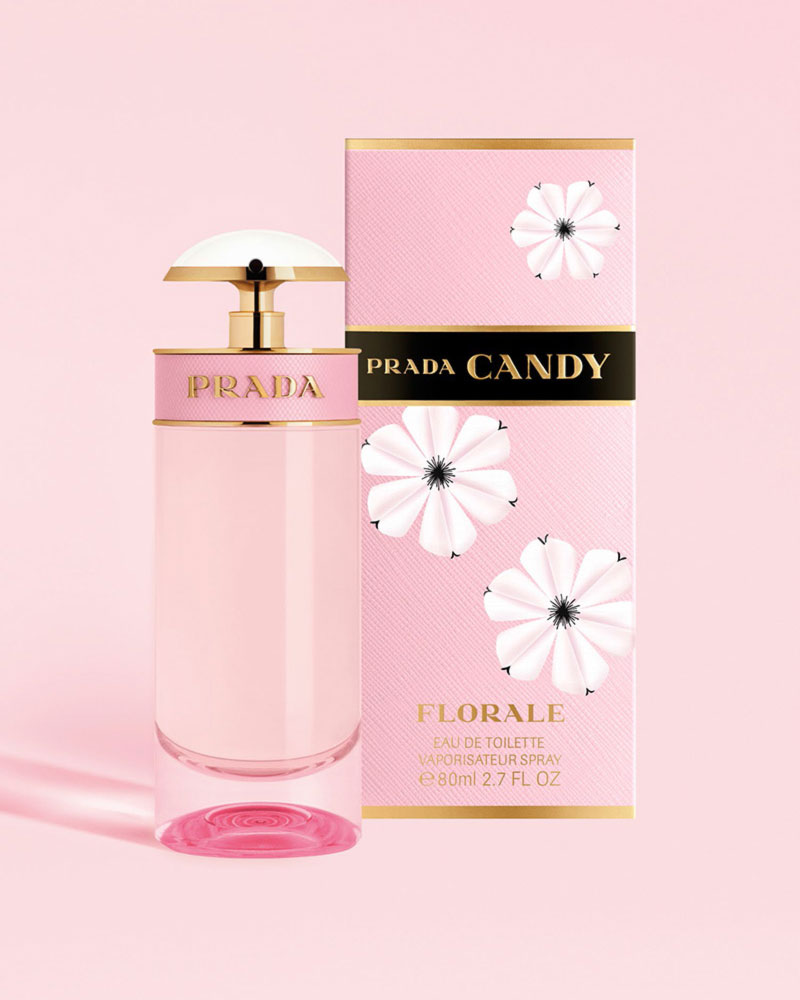Prada Candy new perfume